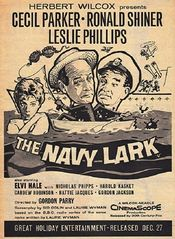 Poster The Navy Lark