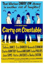 Poster Carry on, Constable
