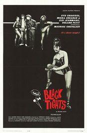 Poster 1-2-3-4 ou Les Collants noirs