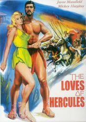 Poster Gli amori di Ercole