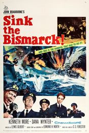 Poster Sink the Bismarck!