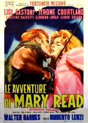 Poster Le avventure di Mary Read