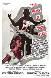 Poster The Beast of Yucca Flats