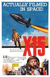 Poster X-15