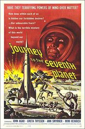 Poster Journey to the Seventh Planet