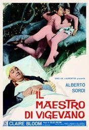 Poster Il maestro di Vigevano