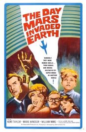 Poster The Day Mars Invaded Earth