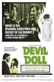 Poster Devil Doll