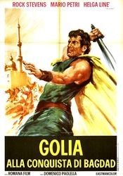 Poster Ercole contro i tiranni di Babilonia