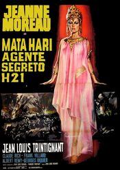 Poster Mata Hari, agent H21