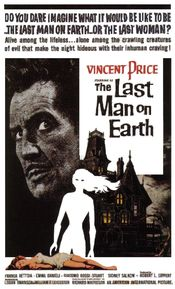 Poster The Last Man on Earth