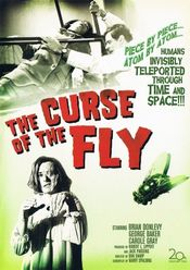 Poster Curse of the Fly