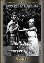 Poster Hercules and the Princess of Troy