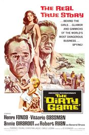Poster The Dirty Game