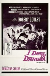 Poster I Deal in Danger