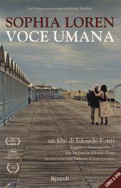Poster La voce umana