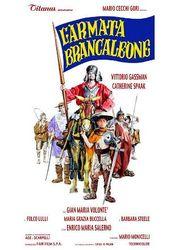 Poster L'armata Brancaleone