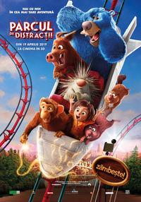 Poster PARCUL DE DISTRACTII - 3D - DUBLAT