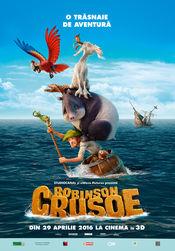 Poster Robinson Crusoe