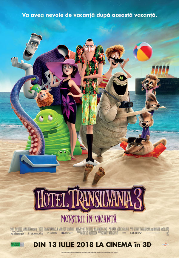 Hotel Transylvania 3 A Monster Vacation Hotel