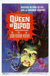 Poster Queen of Blood