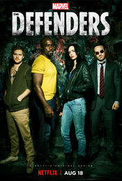 Poster The Defenders