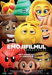 Poster The Emoji Movie