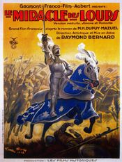 Poster Le miracle des loups