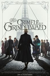 Poster Fantastic Beasts: The Crimes of Grindelwald