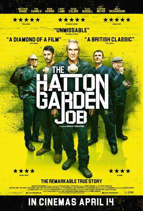 the hatton garden job jaful de la hatton garden 2017 film