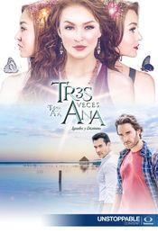 Poster Tres veces Ana