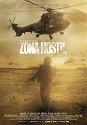 Poster Zona hostil