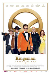 Poster Kingsman: The Golden Circle