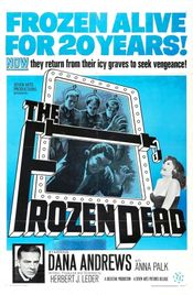 Poster The Frozen Dead