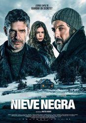 Poster Nieve negra