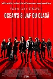 Poster Ocean's 8