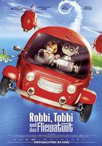 Robby, Toby şi maşina fantaastică