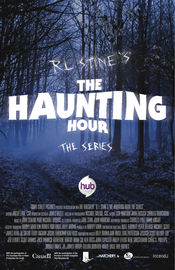 Poster R.L. Stine's The Haunting Hour