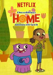 Poster Home: Adventures with Tip & Oh