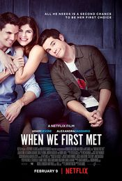 Poster When We First Met