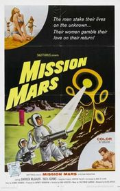 Poster Mission Mars