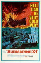 Poster Submarine X-1