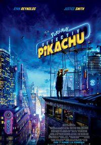 Poster POKEMON DETECTIV PIKACHU - 3D - DUBLAT