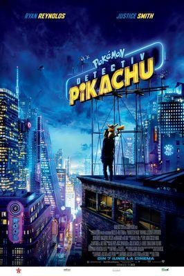 Pokemon Detectiv Pikachu