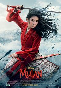 Poster MULAN 3D