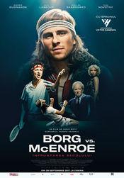 Borg vs. McEnroe: Înfruntarea secolului