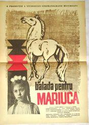 Poster Balada pentru Mariuca