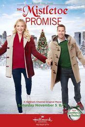 Poster The Mistletoe Promise