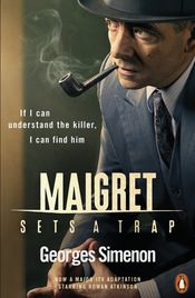 Poster Maigret Sets a Trap
