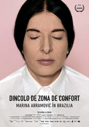 Poster The Space in Between: Marina Abramovic and Brazil
